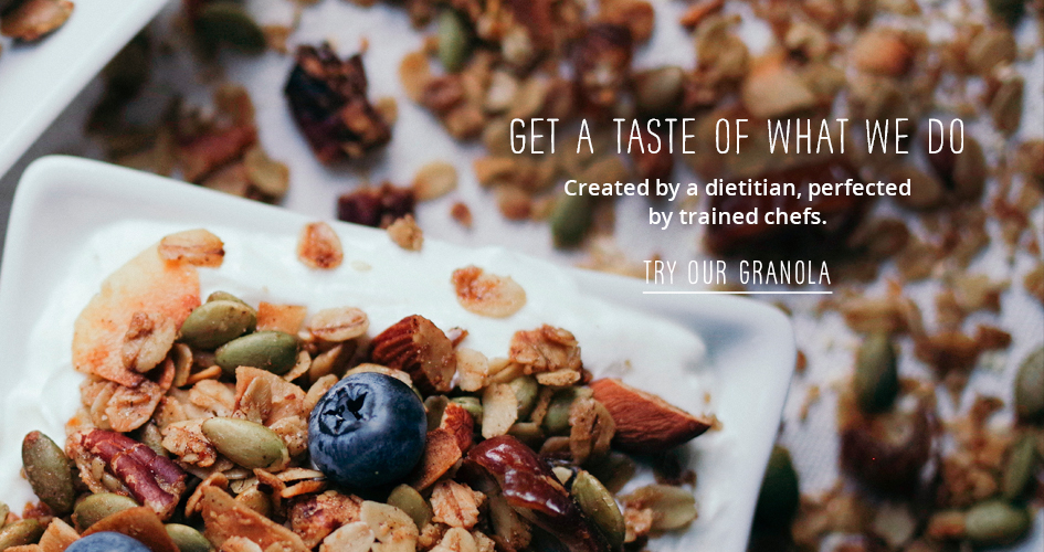Salty Sweet Olive Oil Granola | Laura Geraty | What We Eat NYC